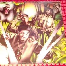 Discos de vinilo: JUNGLE BROTHERS STRAIGHT OUT THE JUNGLE US 1988 LP. Lote 276036193