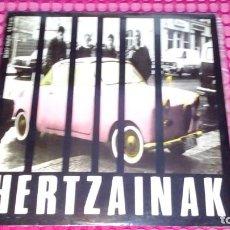 Discos de vinilo: HERTZAINAK AITORMENA CON ENCARTE SPAIN 1989 MAXI. Lote 276037833
