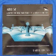 Discos de vinilo: RAINER BLOSS.AMPSY.LP.VANGELIS.ELECTRONICA. Lote 276047108