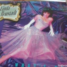 Discos de vinilo: LINDA RONSTADT. 1983. Lote 276053898