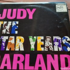 Discos de vinilo: JUDY GARLAND. THE STAR YEARS. UK.. Lote 276059838