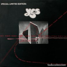 Discos de vinilo: YES * GOING FOR THE ONE / AWAKEN * MAXI VINILO * 1977 UK * SPECIAL LIMITED EDITION. Lote 276074938