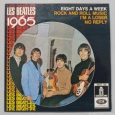 Discos de vinilo: BEATLES - LES BEATLES 1965 - EP. Lote 276078163