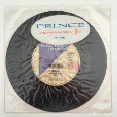 Discos de vinilo: PRINCE – ALPHABET ST., UK 1988 PAISLEY PARK. Lote 276085008