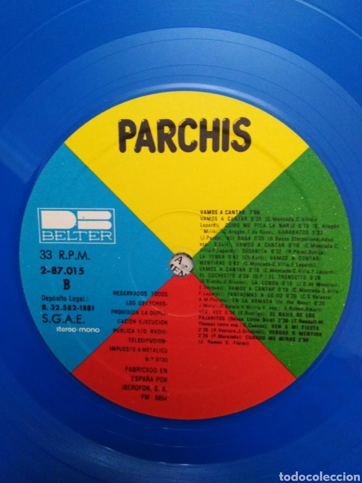 Discos de vinilo: Parchís y sus amigos 2 lp - Foto 7 - 276093883