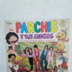 Discos de vinilo: PARCHÍS Y SUS AMIGOS 2 LP. Lote 276093883