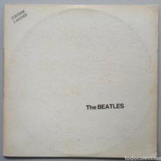 Discos de vinilo: BEATLES - ALBUM BLANCO - 2LP. Lote 276108068
