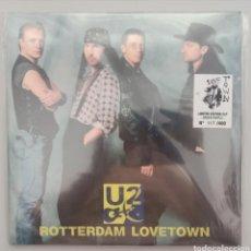 Discos de vinilo: U2 - ROTTERDAM LOVETOWN - 2LP. Lote 276108193
