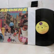 Discos de vinilo: MADONNA --EVERYBODY---SIRE--1982--MADE IN U.S.A.--. Lote 276108663