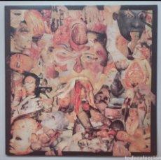 Discos de vinilo: CARCASS - REEK OF PUTREFACTION - LP. Lote 276110253