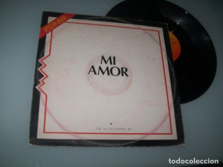 PLASTIC MODE - MI AMOR ...MAXISINGLE - EXTENDED 1985 - DISCO MAGIC - ED.ITALIA - DANCE - ITALO (Música - Discos de Vinilo - Maxi Singles - Disco y Dance)