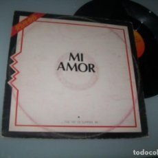 Discos de vinilo: PLASTIC MODE - MI AMOR ...MAXISINGLE - EXTENDED 1985 - DISCO MAGIC - ED.ITALIA - DANCE - ITALO. Lote 276146848
