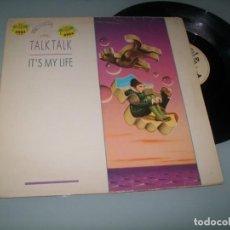 Discos de vinilo: TALK TALK - IT´S MY LIFE ..MAXISINGLE DE EMI ODEON 1984 - MUY LIMITADO - EXTENDED. Lote 276150763