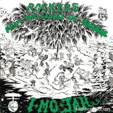 Discos de vinilo: I-MO-JAH - ROCKERS FROM THE LAND OF REGGAE - LP [PRESSURE SOUNDS, 2018] ROOTS REGGAE DUB. Lote 276165713