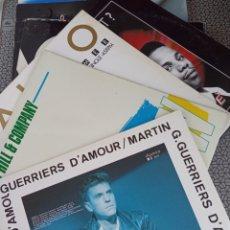 Discos de vinilo: LOTE 12 VINILOS MAXISINGLE. Lote 276166643