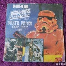 """Discos de vinil: MECO – EL IMPERIO CONTRAATACA ,VINYL 7"""" 1980 SPAIN 20 90 458. Lote 276171463"""