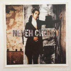 Discos de vinilo: NENEH CHERRY – MONEY LOVE / TWISTED EUROPE,1992 VIRGIN. Lote 276188718