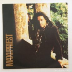 Discos de vinilo: MAXI PRIEST – GROOVIN' IN THE MIDNIGHT / DREAMING EUROPE,1992 10 RECORDS. Lote 276189458