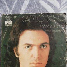 """Discos de vinilo: GRAN LOTE 45 DISCOS VINILO SINGLE 7"""". Lote 276196053"""