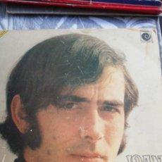 Discos de vinilo: 2 VINILOS JOAN MANUEL SERRAT Y 4 + VINILOS REGALO. Lote 276197493