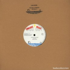 """Discos de vinilo: KING KONG - HE WAS A FRIEND / TRY NOT I - 12"""" [DUG OUT, 2010] DANCEHALL DUB. Lote 276200343"""