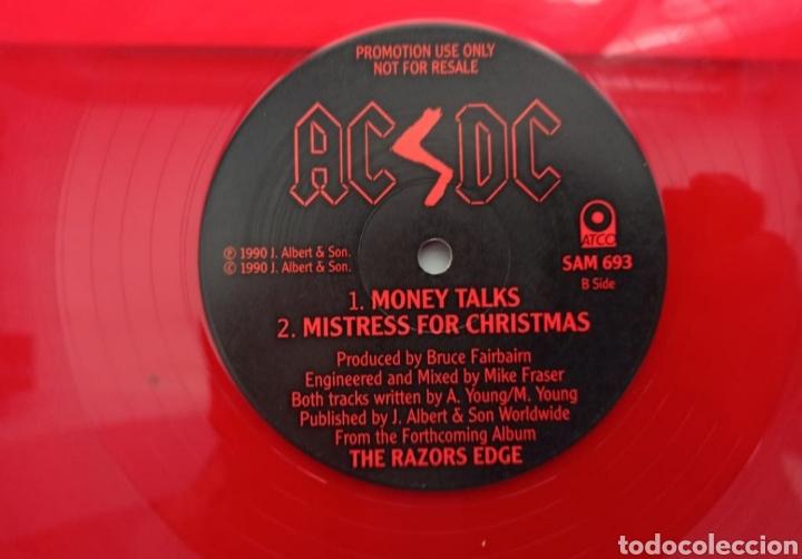 Discos de vinilo: AC/DC - THE RAZORS EDGE - MÁXI - Foto 3 - 276212573