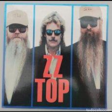 Discos de vinilo: ZZTOP - ZZ TOP - LP. Lote 276214523