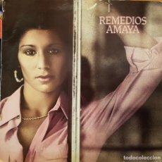 Discos de vinilo: REMEDIOS AMAYA. Lote 276219098