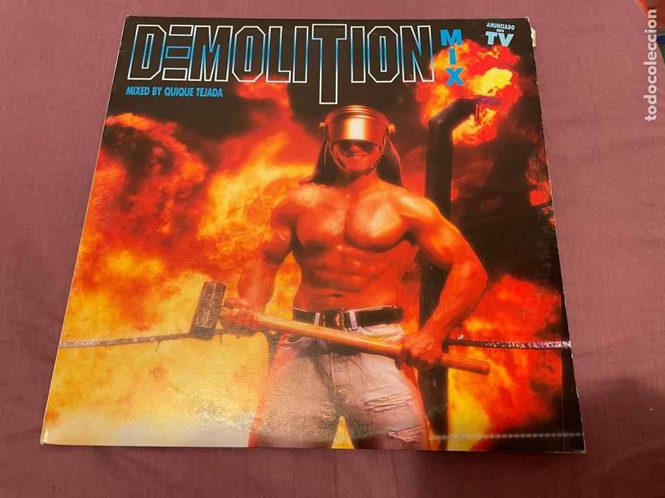 DEMOLITION MIX 2XLP (Música - Discos - LP Vinilo - Disco y Dance)