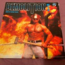Discos de vinilo: DEMOLITION MIX 2XLP. Lote 276223148