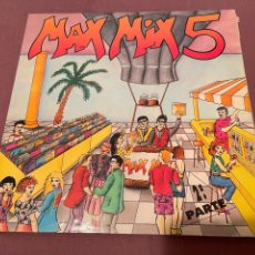 Discos de vinilo: MAX MIX 5 - 2XLP 1987. Lote 276223293
