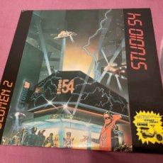 Discos de vinilo: STUDIO 54 VOLUMEN 2 - BLANCO Y NEGRO MUSIC - ITALO DISCO. Lote 276223493