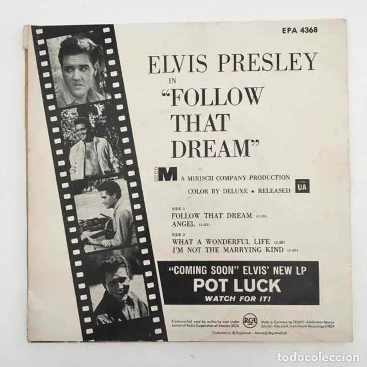Discos de vinilo: Elvis Presley – Elvis Presley In Follow That Dream, Germany 1962 RCA - Foto 2 - 276225248