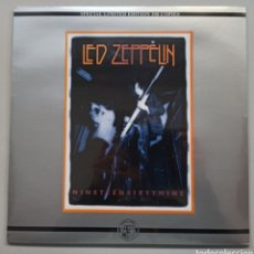 Discos de vinilo: LED ZEPPELIN - NINETEENSIXTYNINE- LP. Lote 276232188