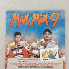 Dischi in vinile: MAX MIX 9 RADIO VERSIÓN CADENA 40 PRINCIPALES. Lote 276236333