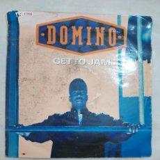 Discos de vinilo: 47988 - -DOMINO- GETTO JAM. Lote 276249498