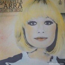 Disques de vinyle: RAFFAELLA CARRA SINGLE SELLO HISPAVOX EDITADO EN ESPAÑA AÑO 1982... Lote 276262363
