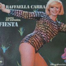 Discos de vinilo: RAFFAELLA CARRA SINGLE SELLO CBS EDITADO EN ESPAÑA AÑO 1977... Lote 276262943
