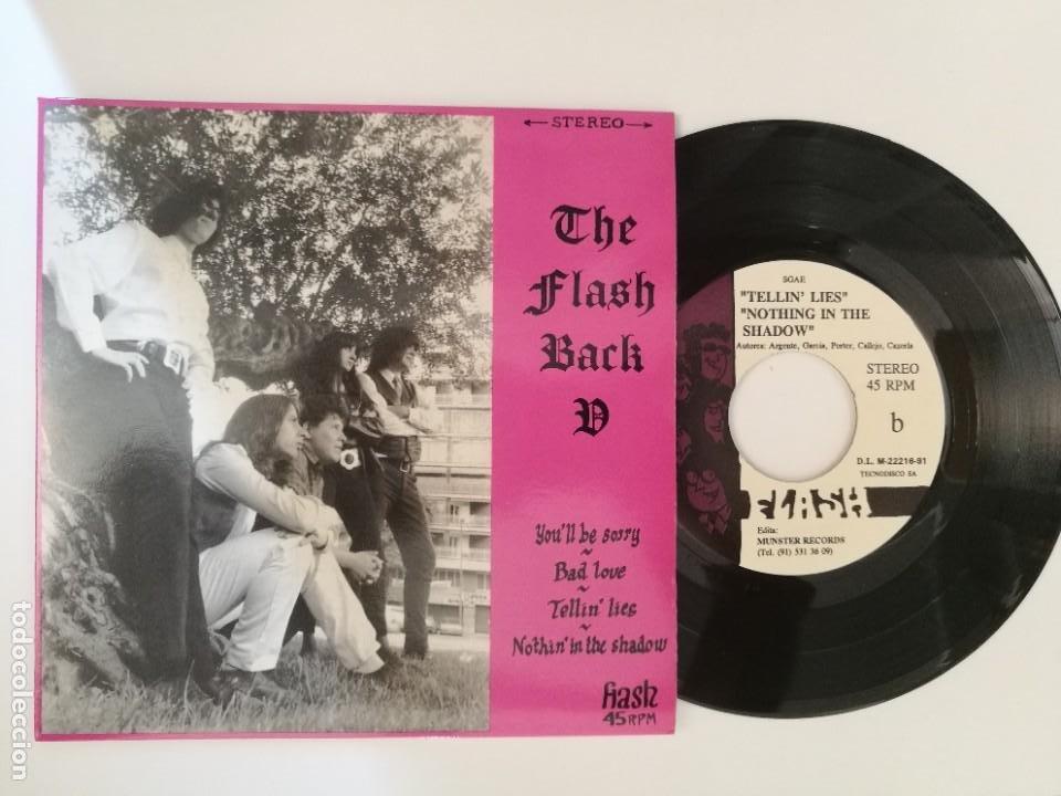 """THE FLASHBACK V - YOU'LL BE SORRY (EP 7"""" 4 TRACKS) ROCK GARAGE BCN FLASH 1991 (Música - Discos de Vinilo - EPs - Grupos Españoles de los 90 a la actualidad)"""