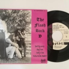 "Discos de vinilo: THE FLASHBACK V - YOU'LL BE SORRY (EP 7"" 4 TRACKS) ROCK GARAGE BCN FLASH 1991. Lote 276263068"