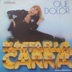 Discos de vinilo: RAFFAELLA CARRA SINGLE SELLO HISPAVOX EDITADO EN ESPAÑA AÑO 1982... Lote 276263318