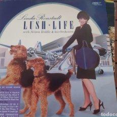 Discos de vinilo: LINDA RONSTANDT 1984 MARAVILLOSA CARÁTULA. Lote 276266968