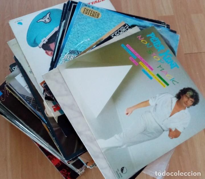 SUPER LOTE!! 50 LPS MÚSICA POP/ROCK AÑOS 60/70 (Música - Discos - LP Vinilo - Pop - Rock - Internacional de los 70)