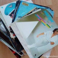 Discos de vinilo: SUPER LOTE!! 50 LPS MÚSICA POP/ROCK AÑOS 60/70. Lote 276269238