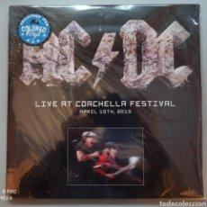 Discos de vinilo: AC/DC - LIVE AT COACHELLA FESTIVAL 2015- 3LP. Lote 276276938