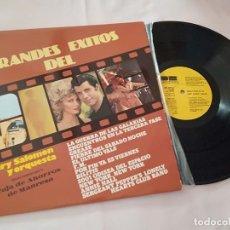 Discos de vinilo: GRANDES EXITOS DEL CINE. Lote 276288858
