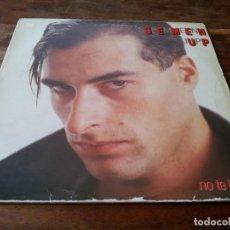 Discos de vinilo: SEMEN UP - NO TE BURLES - MAXISINGLE ORIGINAL NUEVOS MEDIOS 1986. Lote 276363903