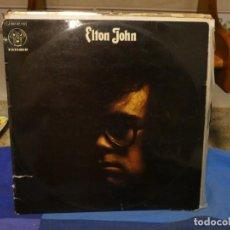 Discos de vinilo: LP ELTON JOHN IDEM ESPAÑA 1970 LEVES SEÑALES DE USO, DECENTE. Lote 276364183