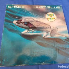 Discos de vinilo: SPACE.JUST.LP.ELECTRONICA.RAREZA.VANGELIS. Lote 276401473