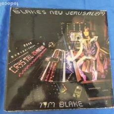 Discos de vinilo: TIM BLAKE.NEW JERUSALEM.JARRE.VANGELIS...LP.UN CLÁSICO. Lote 276402068